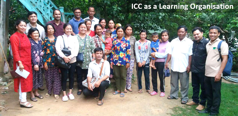 ICC as a Learning Organisation