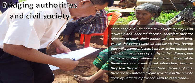 Bridging authorities and civil society